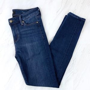 Liverpool- The Skinny in Dark Wash Size 6 or 28.